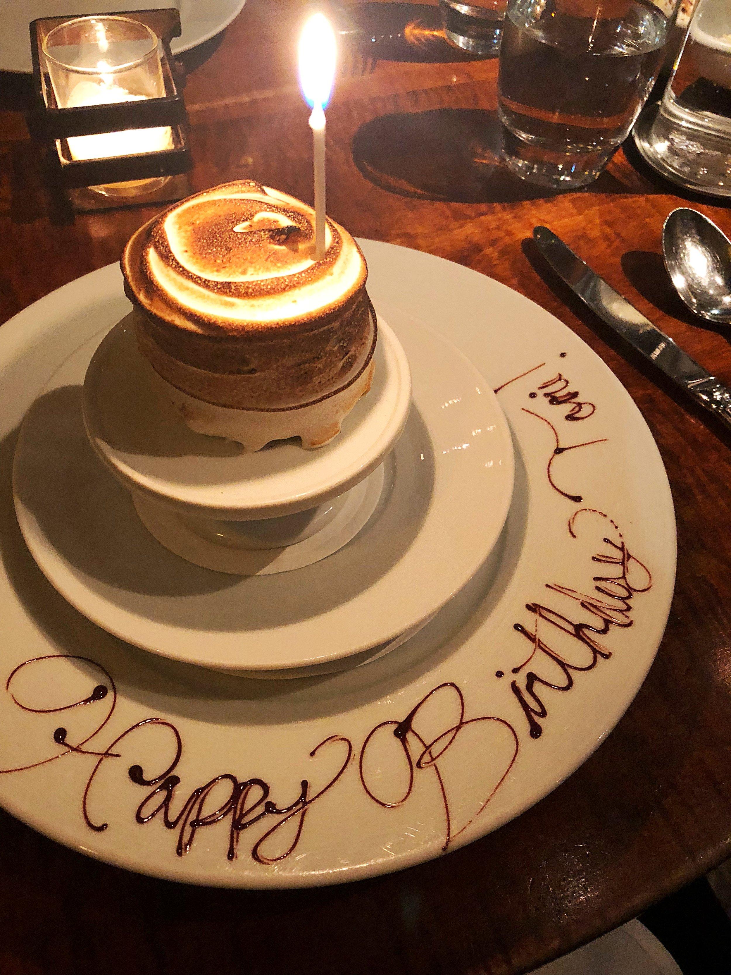 Gramercy Tavern_Dessert
