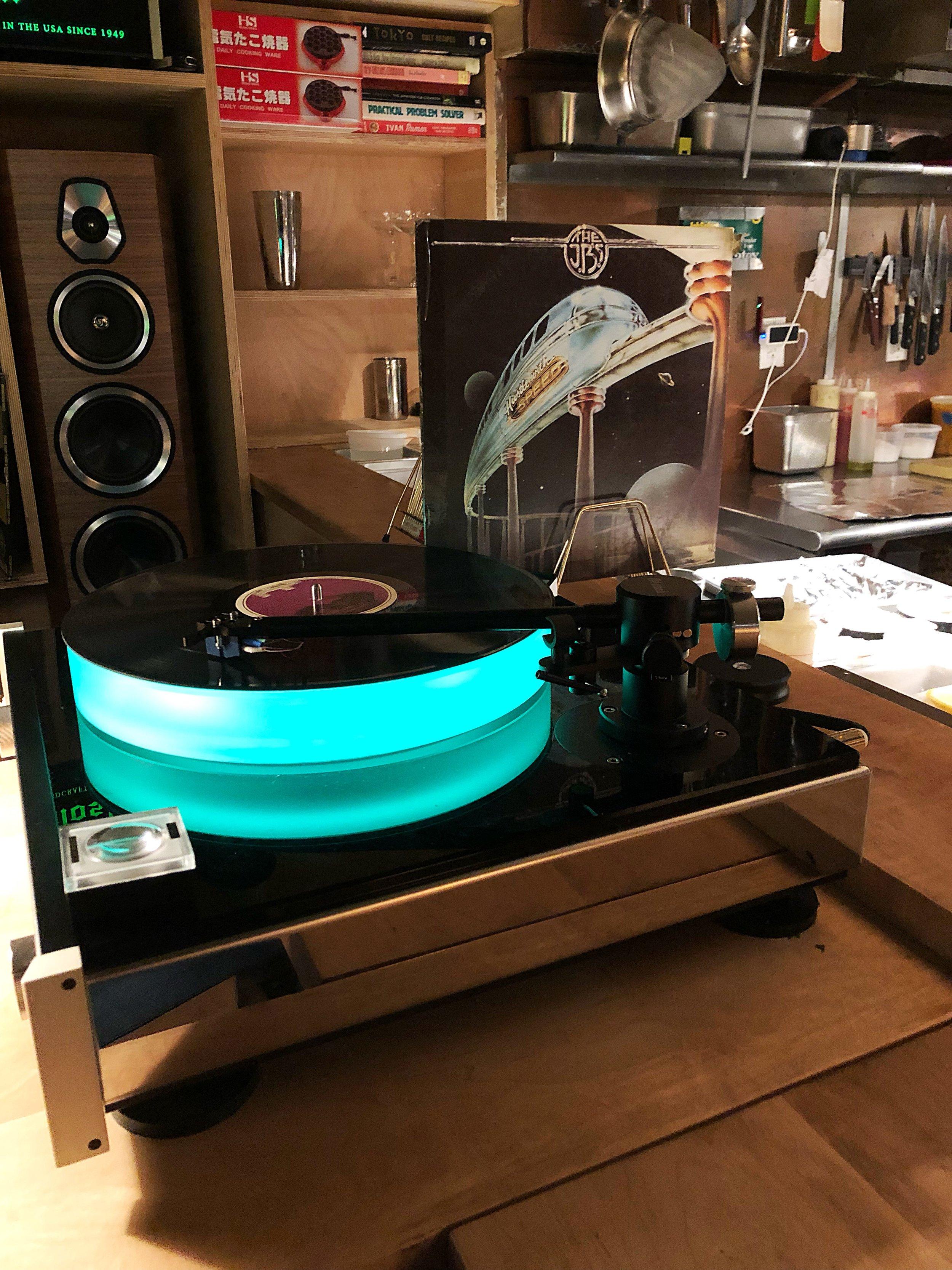 Tokyo Record Bar Vinyl