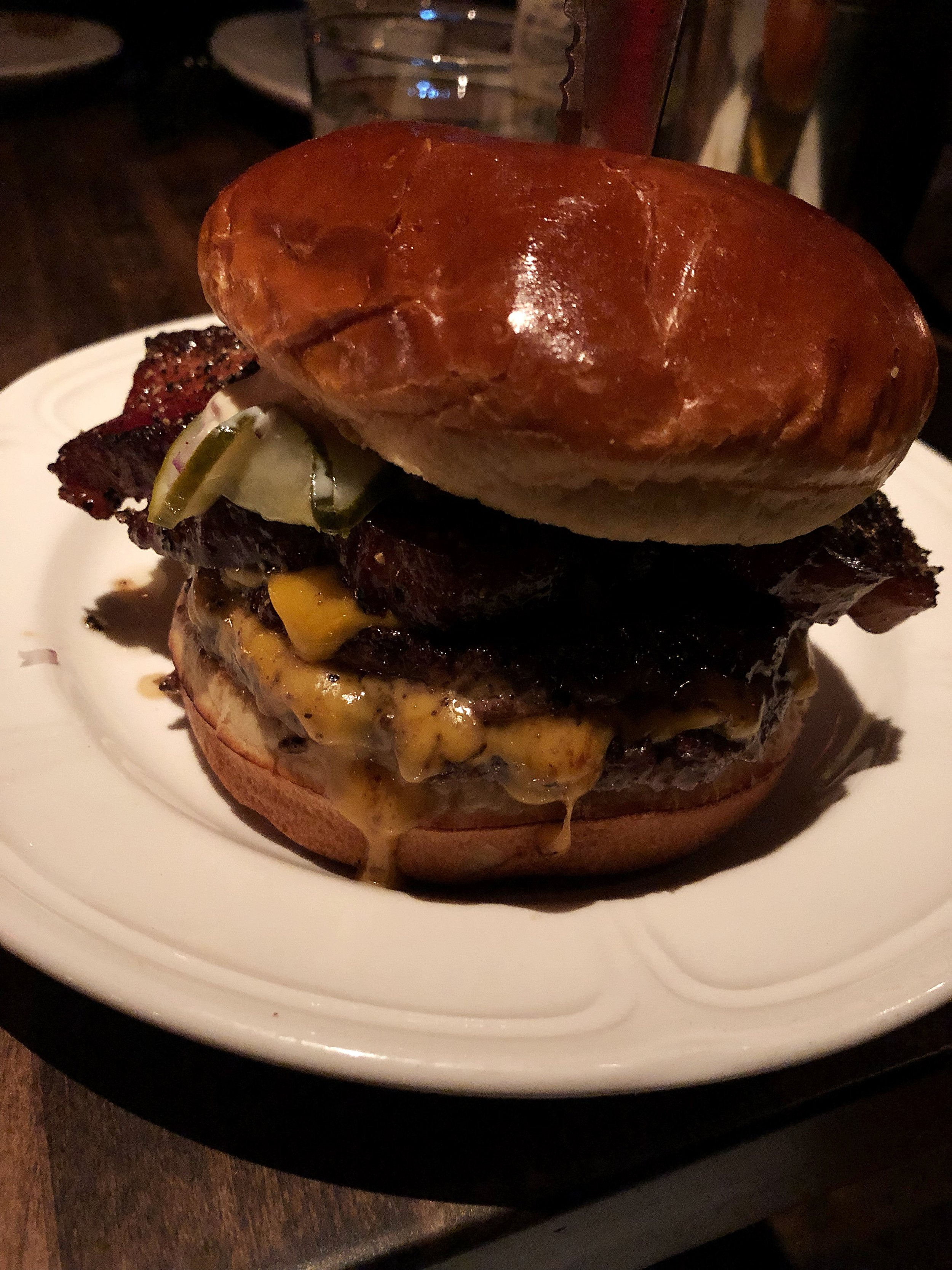 Au Cheval_cheeseburger