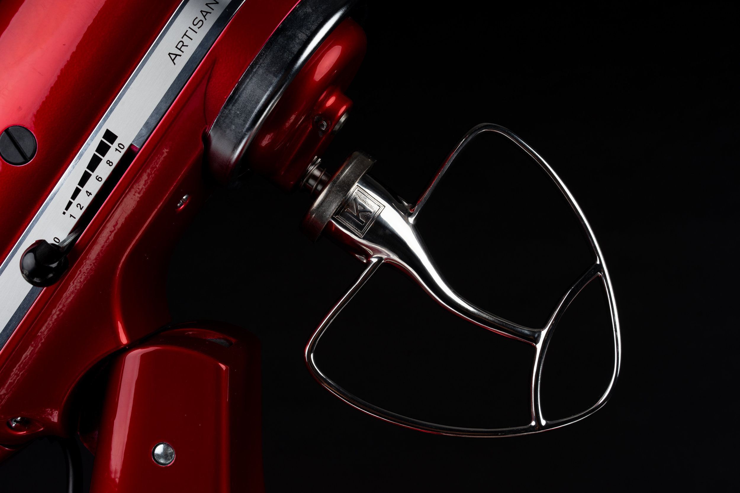 Made to the highest standards - The Tilt-Head Beater has been designed as a quality product to enhance your baking with your mixer.