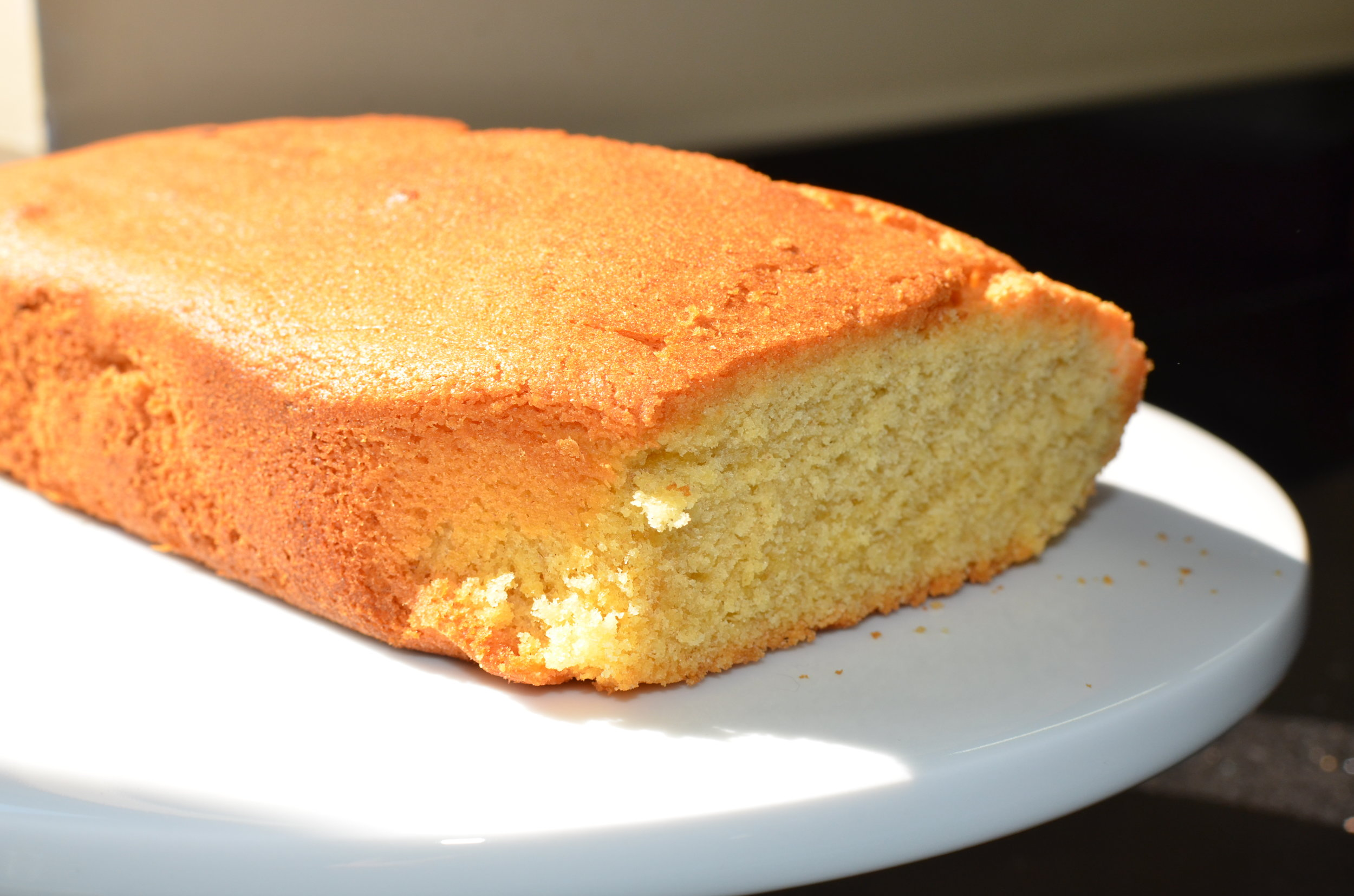 Delia Smith's Madeira cake recipe