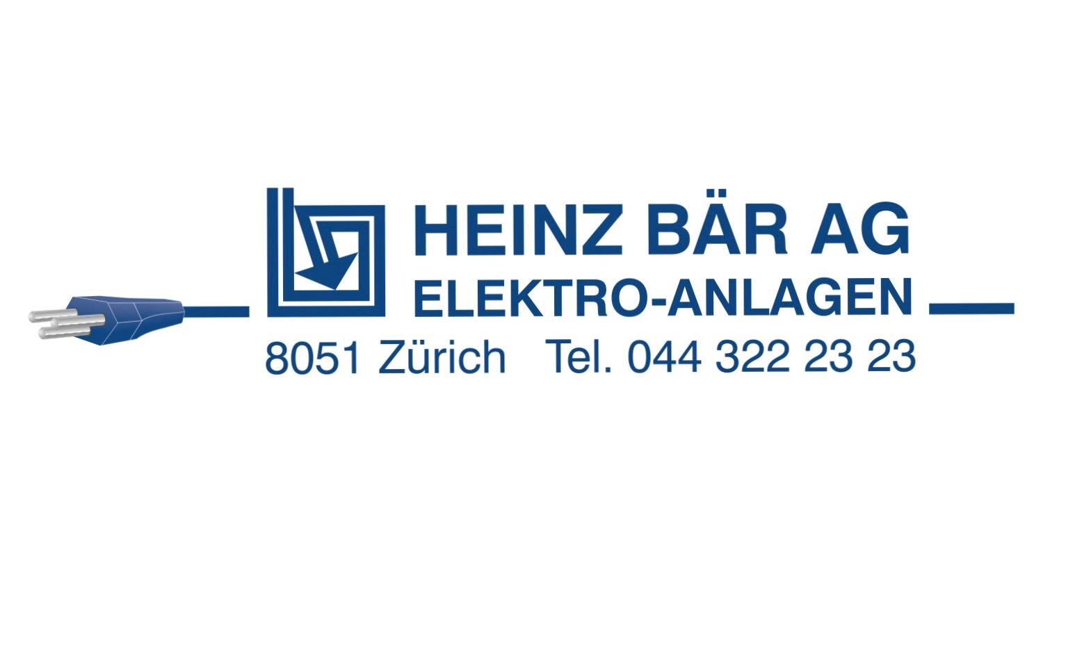 Heinz Bär AG Elektroanlagen    Urs Columberg