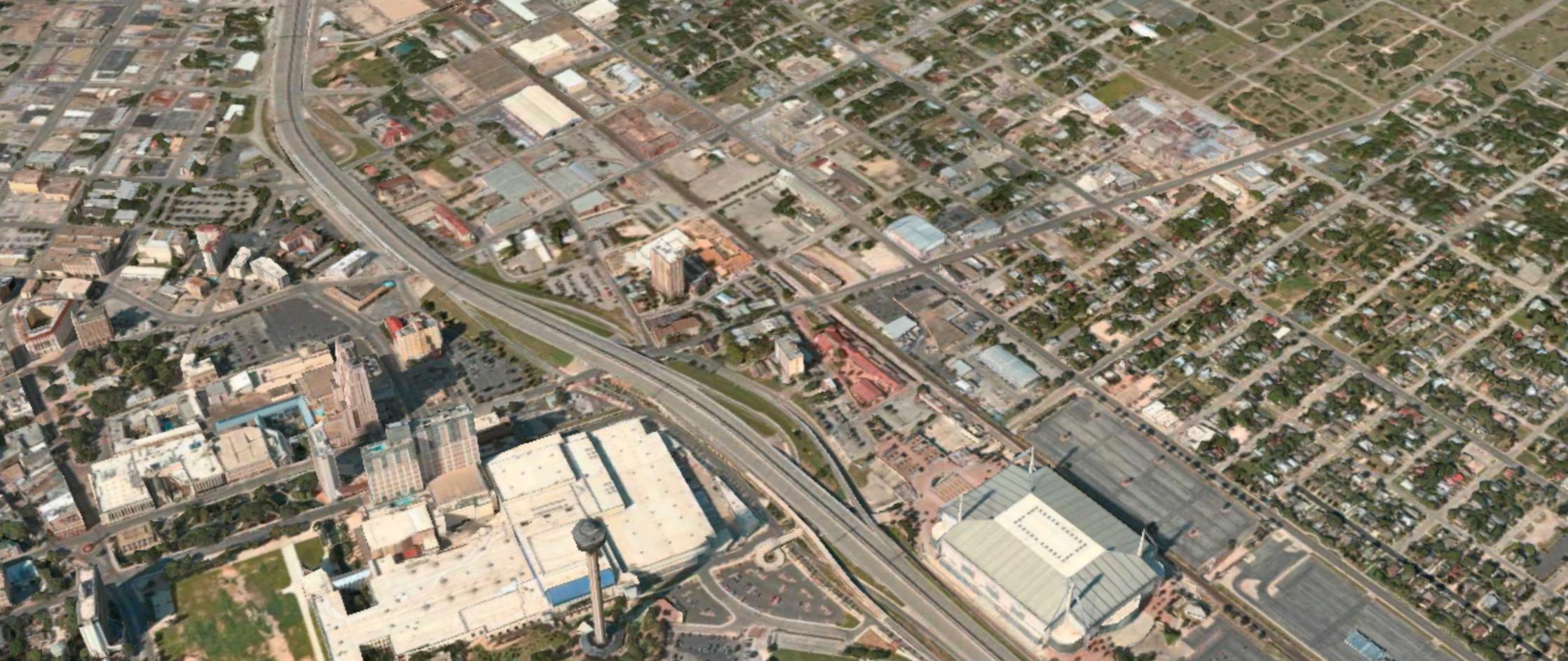 Explore San Antonio's Parcels -