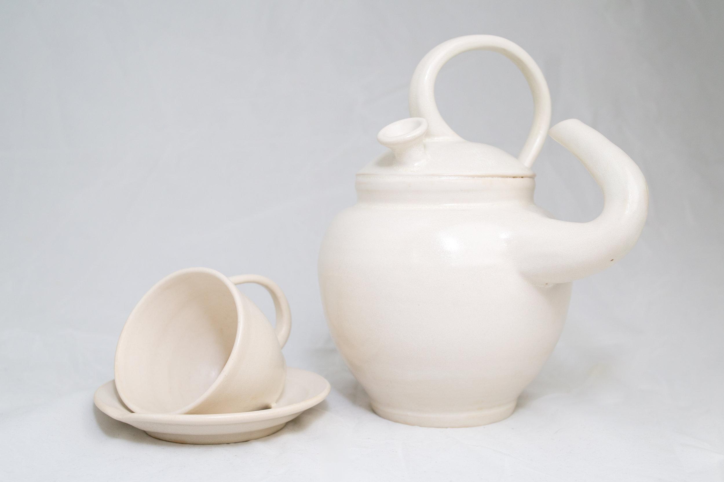 Dada Tea Time
