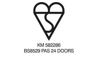 Enhanced Security – Composite Door