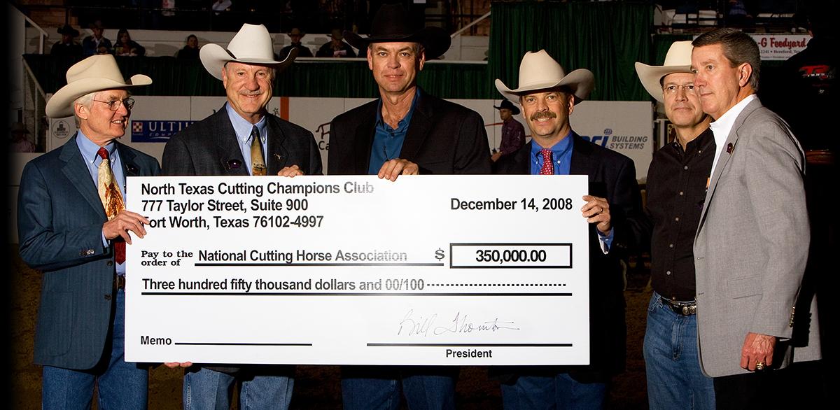 North Texas Cutting Champions Club