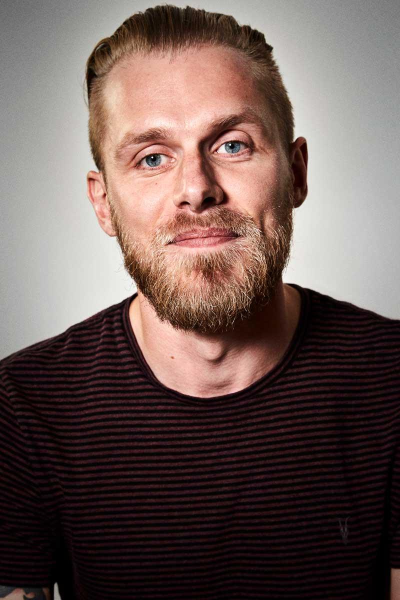 Antony Keld  Realisation Specialist