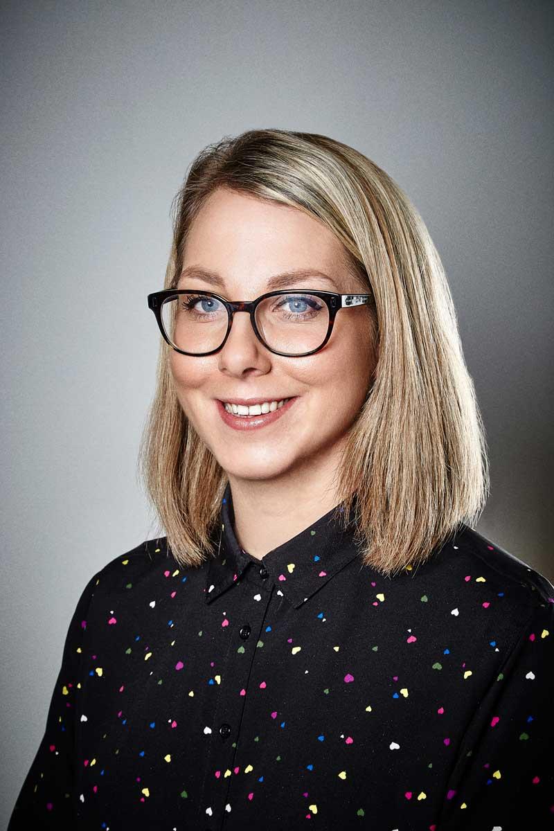 Gemma Riddeal  Account Manager