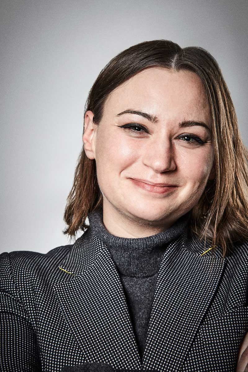 Martina Schwarz  Business Development Director