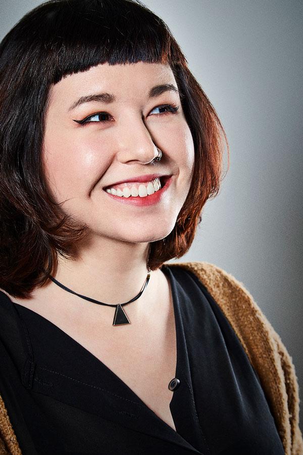 MARIE PERAULT  Junior Account Manager