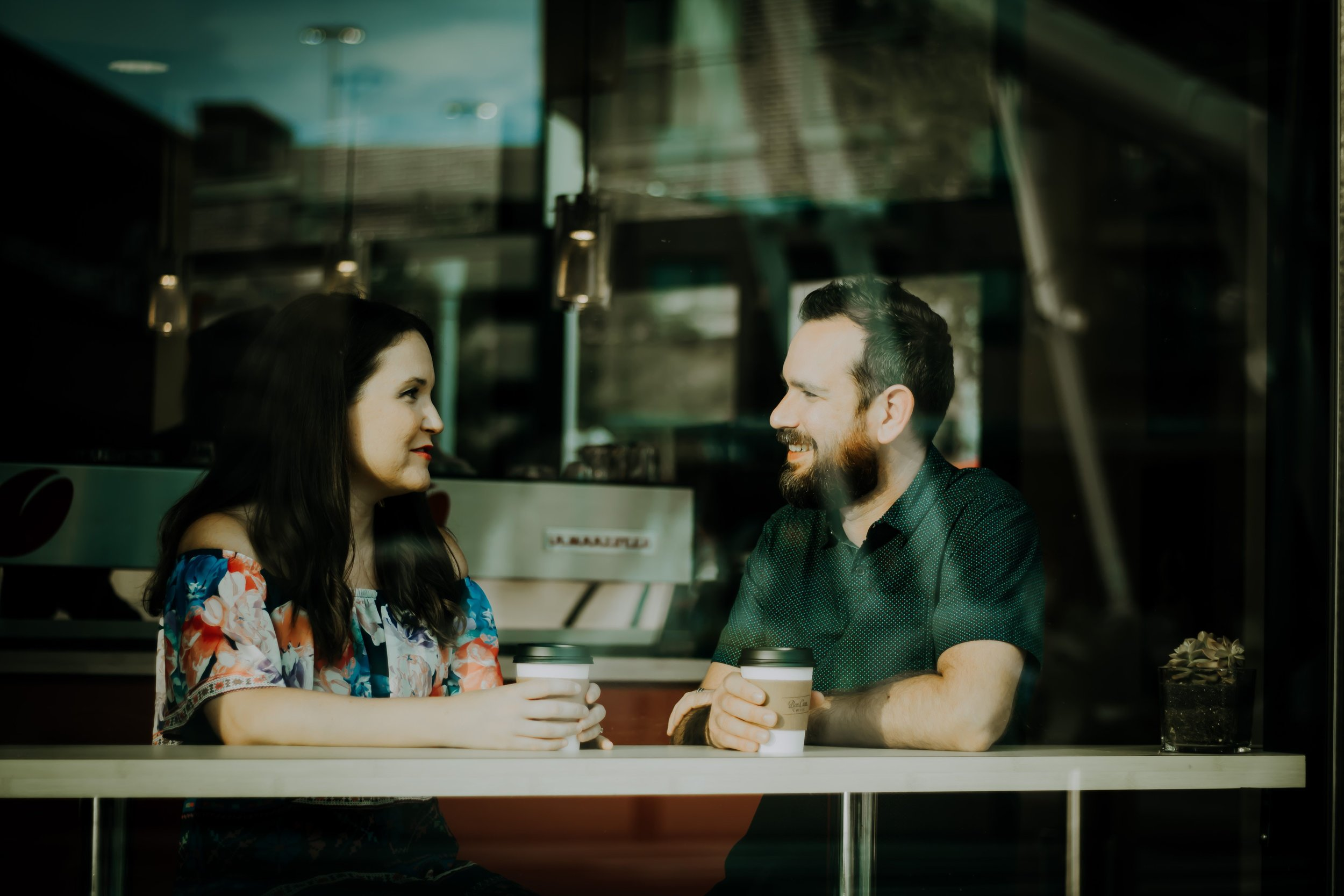 Be friendly and conversational in your writing. Photo by  Christin Hume  on  Unsplash