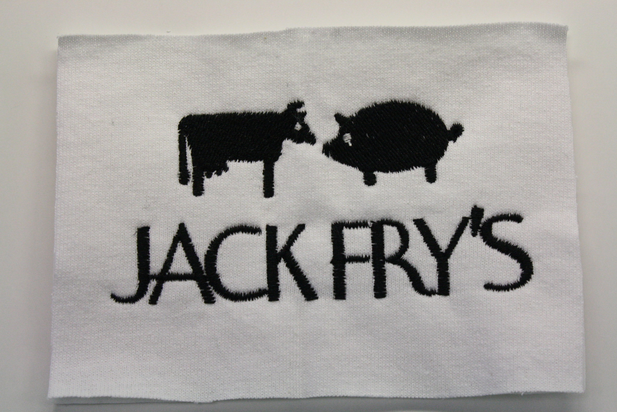 KAJES Logowear proudly supplied for Louisville staple, Jack Fry's restaurant.