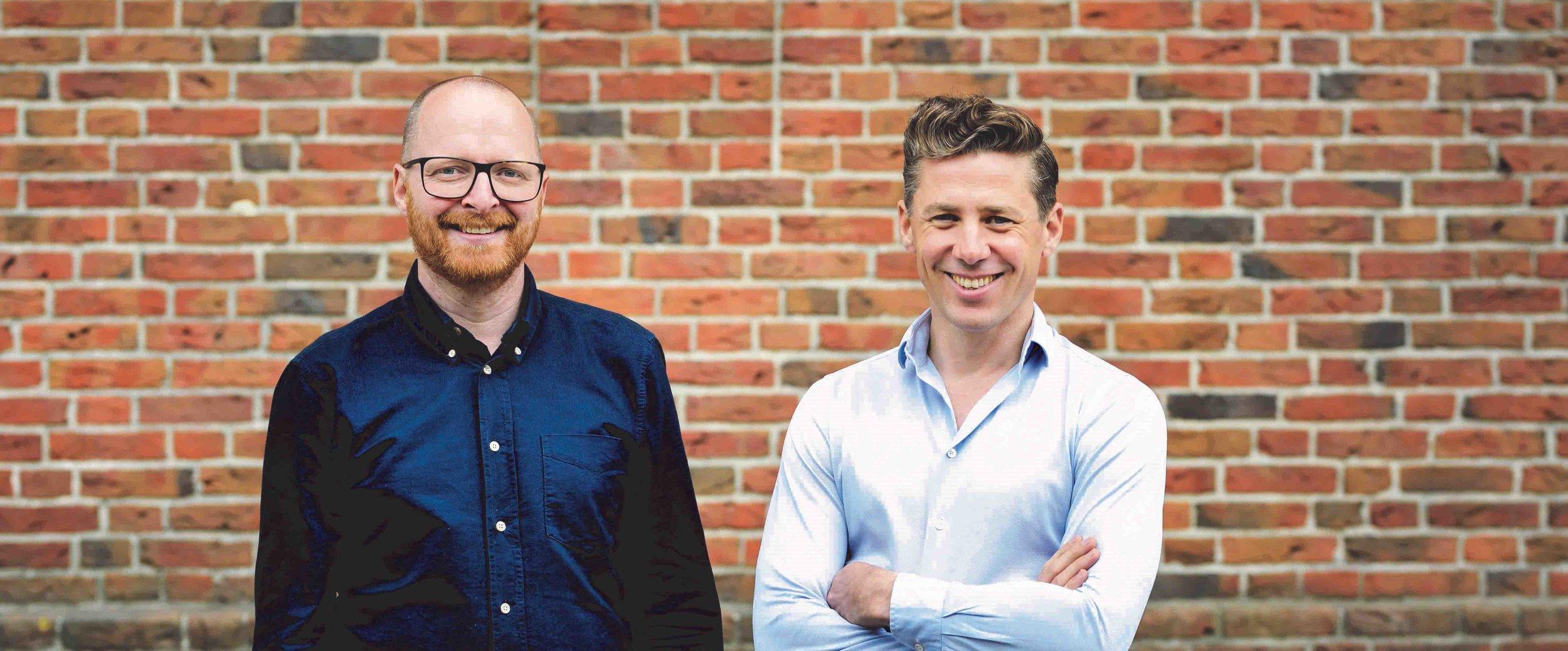 Sander van Schaik en Maarten Polkamp,   architect / partners Personal Architecture, Rotterdam