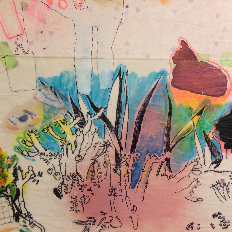 Verity Monroe, painting