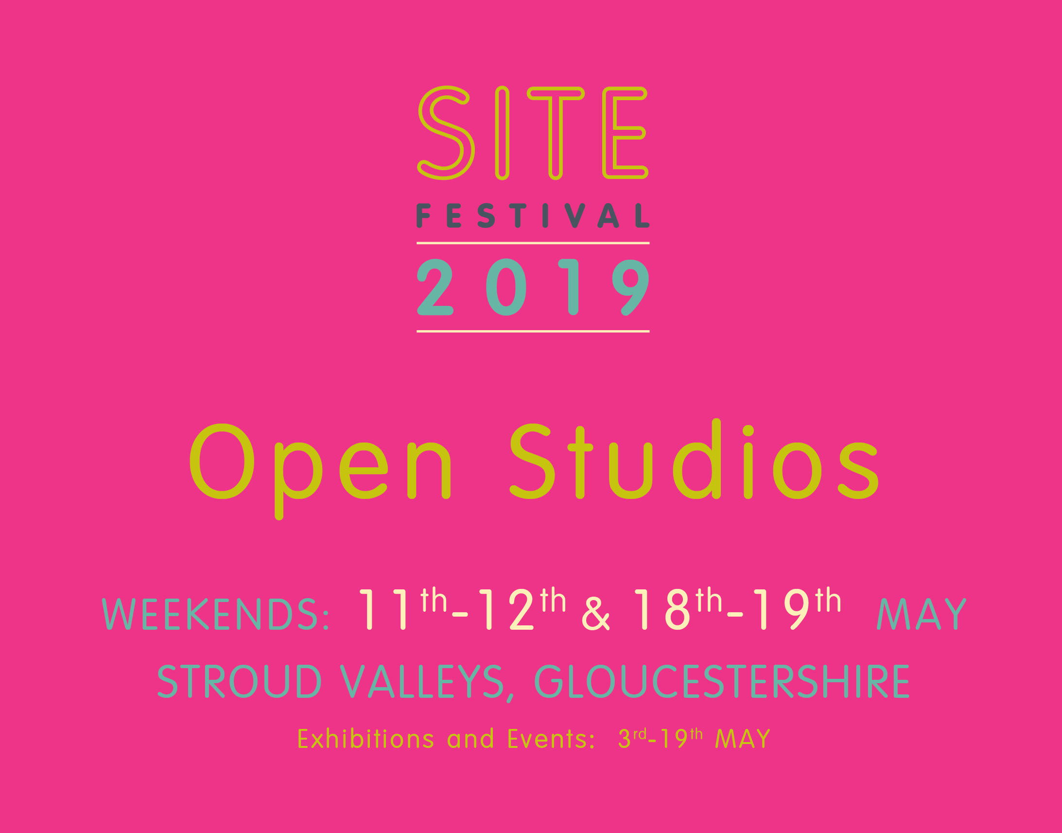 Open Studios Directory : Download the PDF