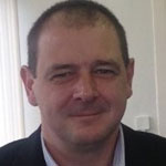 Martin Reason, Global Sales Manager Maritime, Ceragon Networks