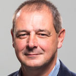 Martin Reason, Global Sales Manager Maritime, Ceragon Networks - update