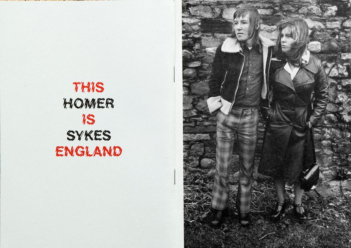 Homer Sykes