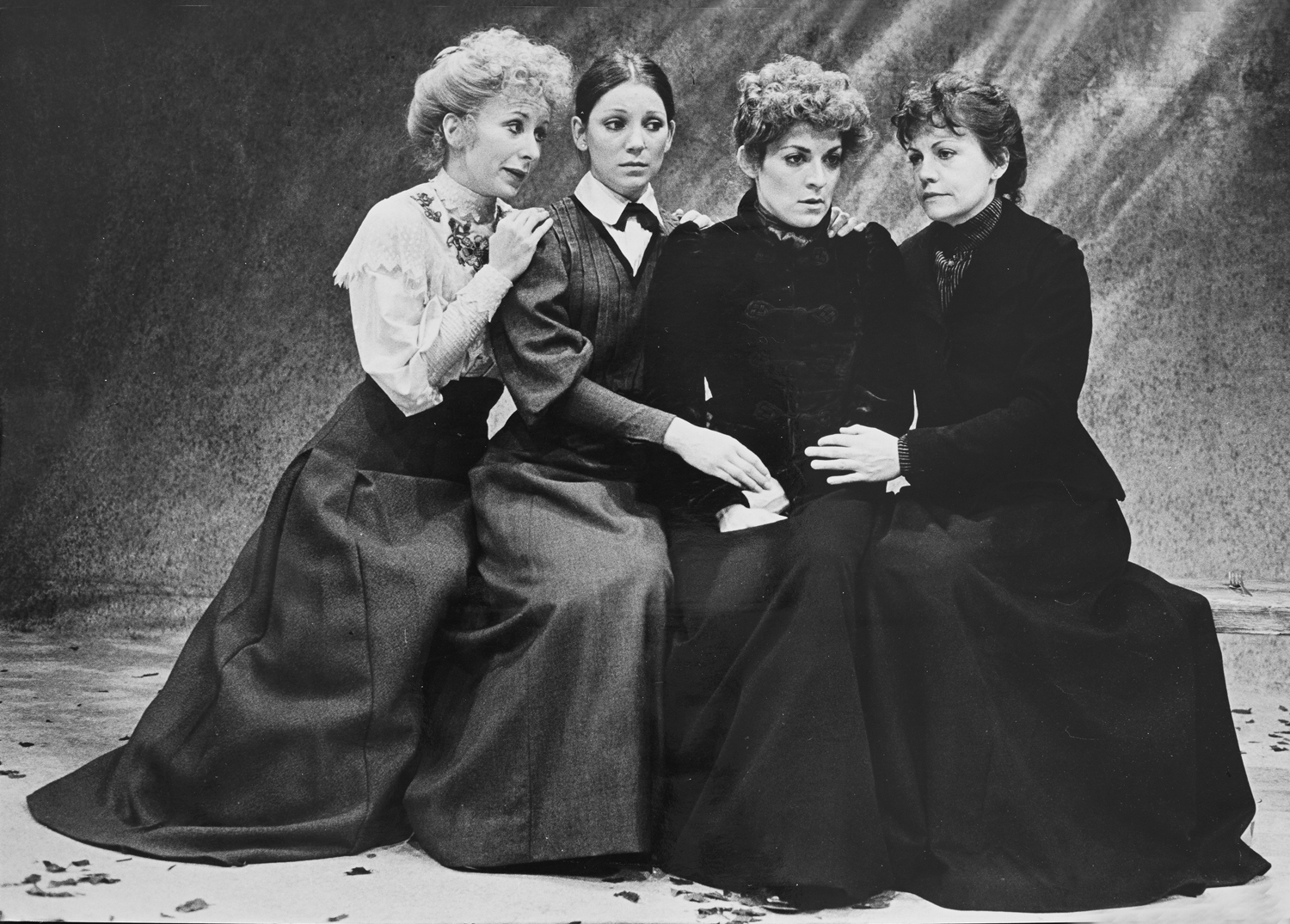 The Three Sisters RSC 1981 touring production.