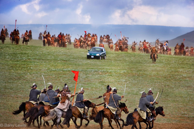 Genghis Khan's Mongolia