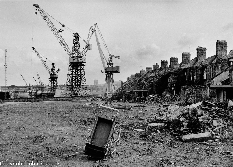 Swan Hunter Ship Yard, Tyneside