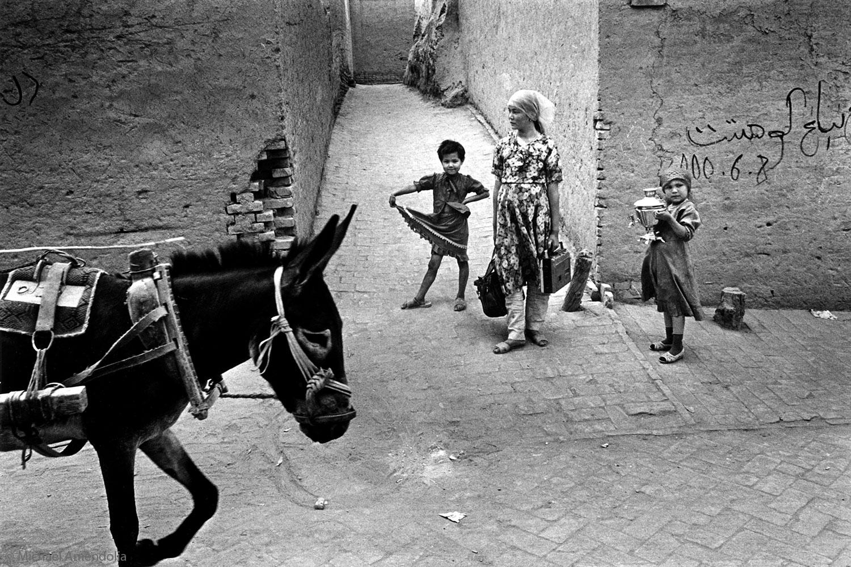 Kashgar China 2000.