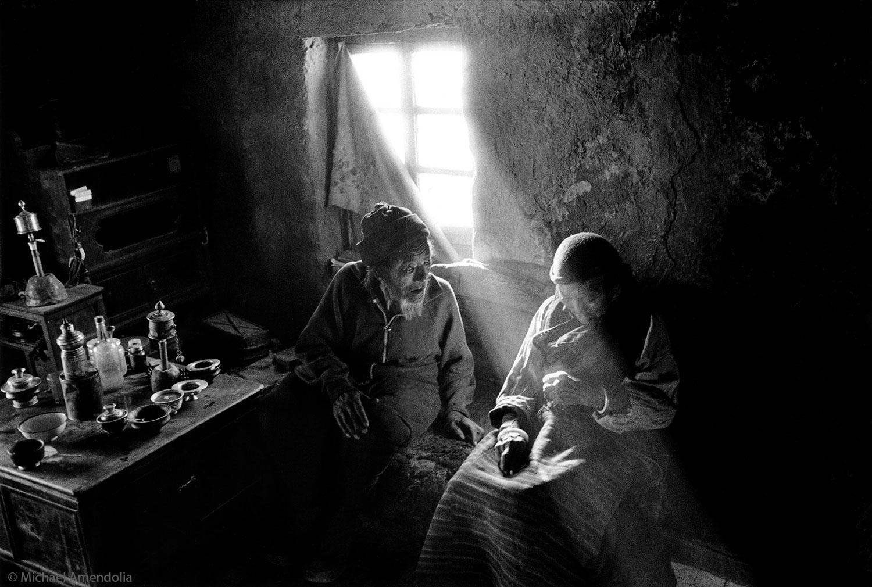 Tibet Cataract Blindness