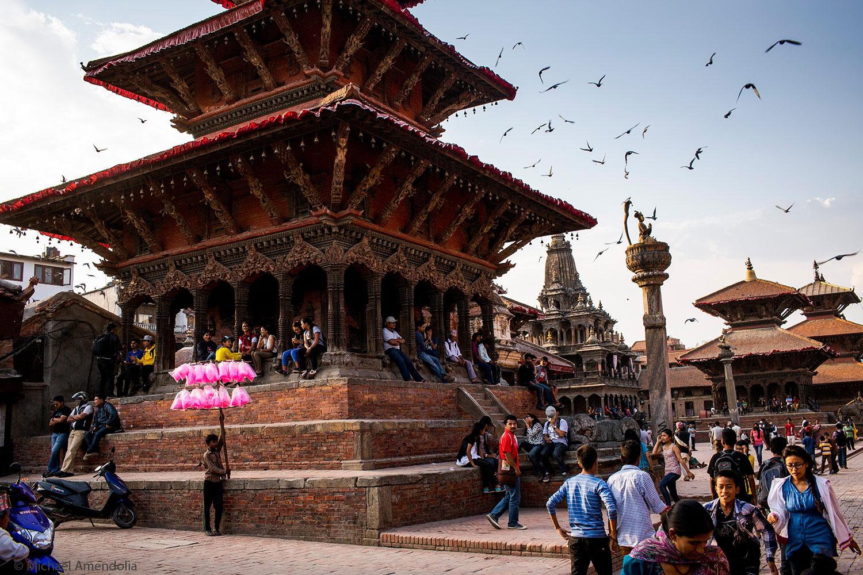 Kathmandu 2014.