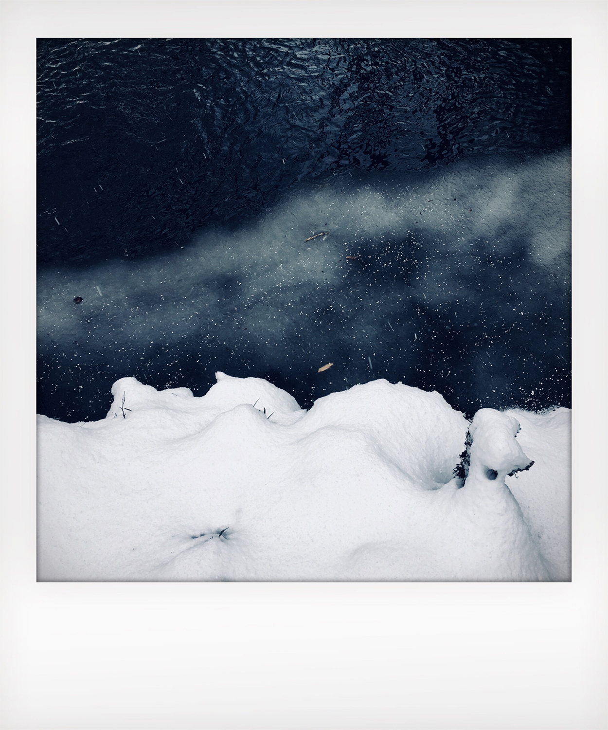 Polaroids from the North York Moors, UK.
