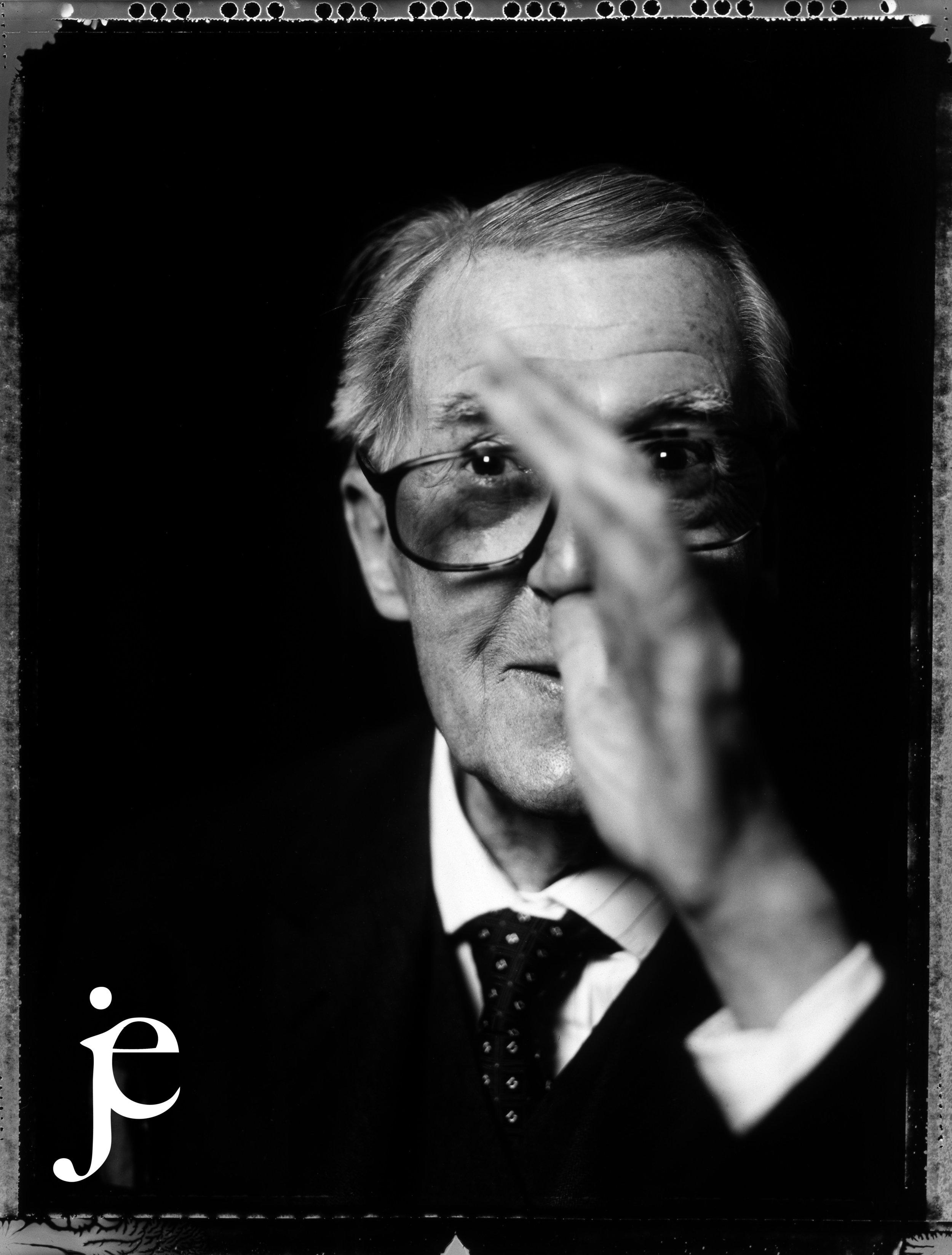 Sir Hardy Amies, 1999