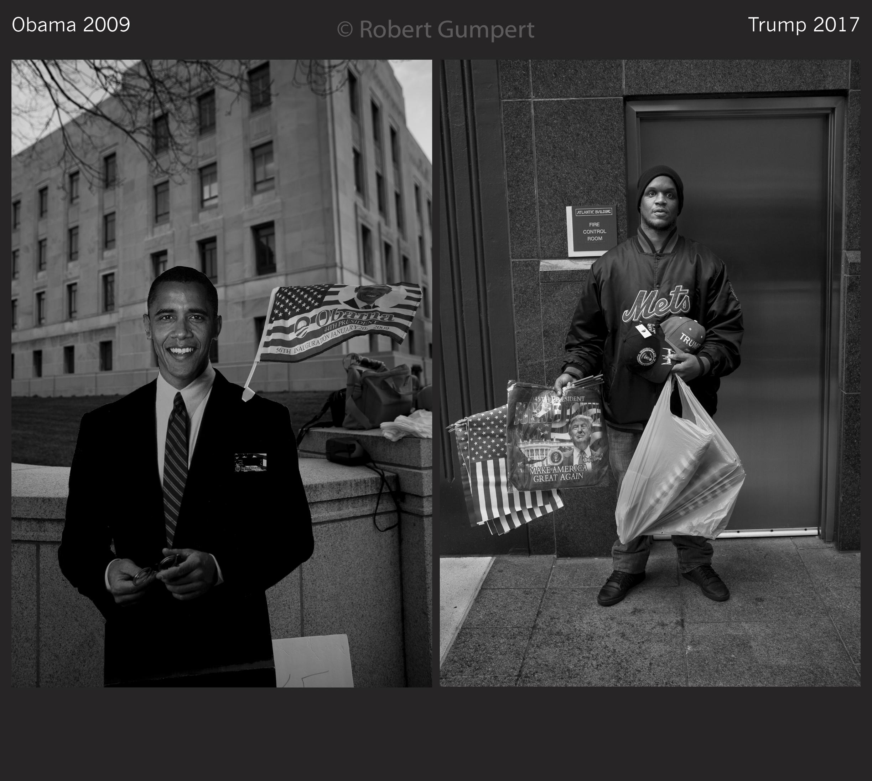 Obama 2009 - Trump 2017