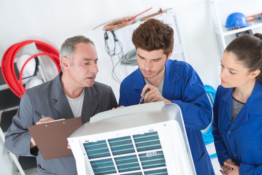 Air conditioner repair Shawnee ok