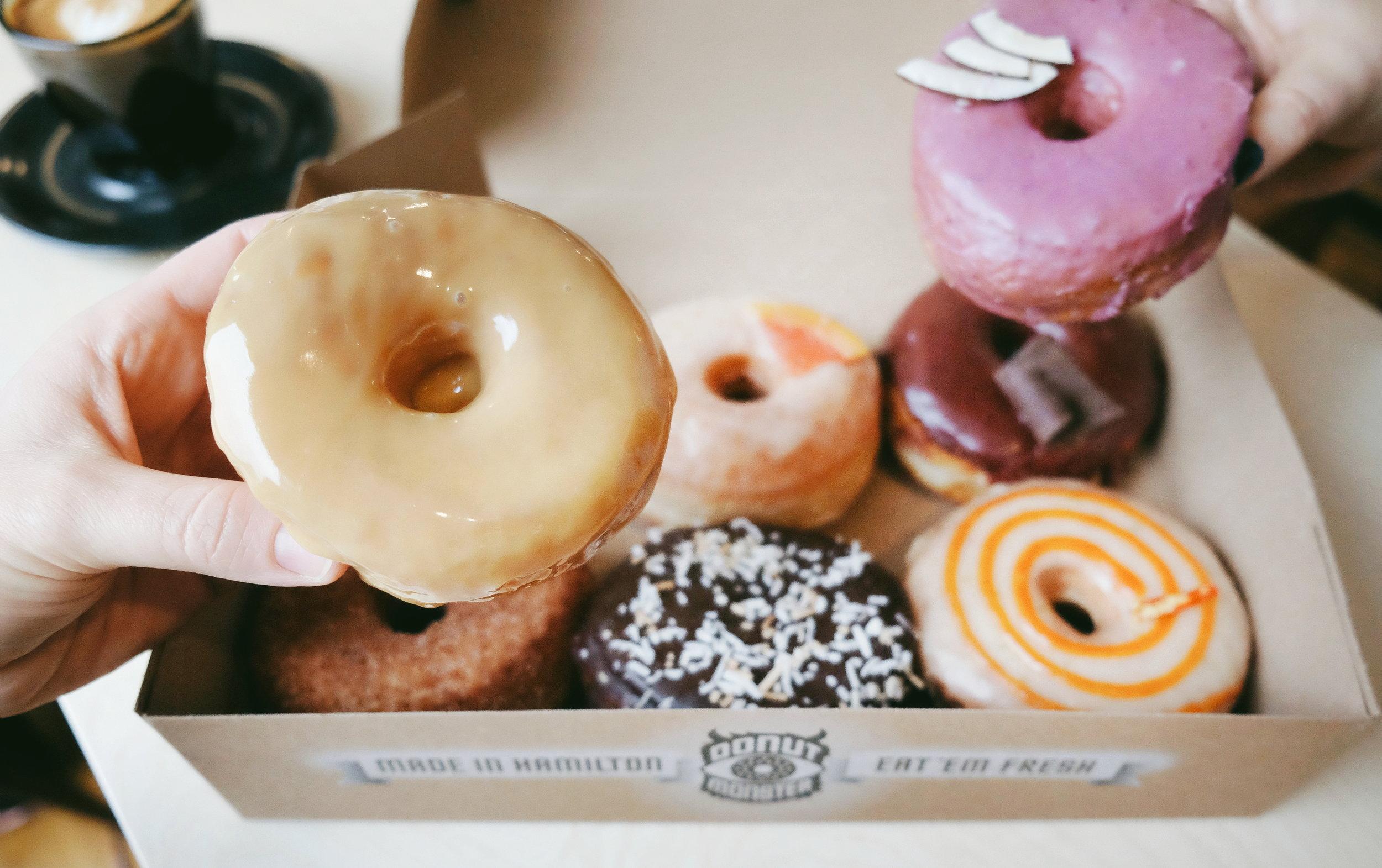 Photo from donutmonster.ca