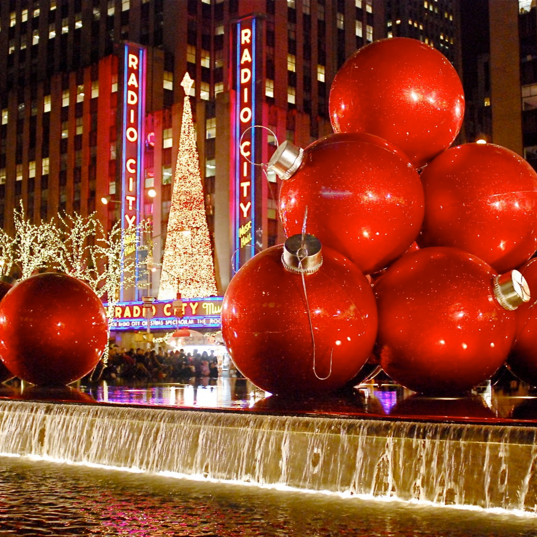 New York City for the Holidays