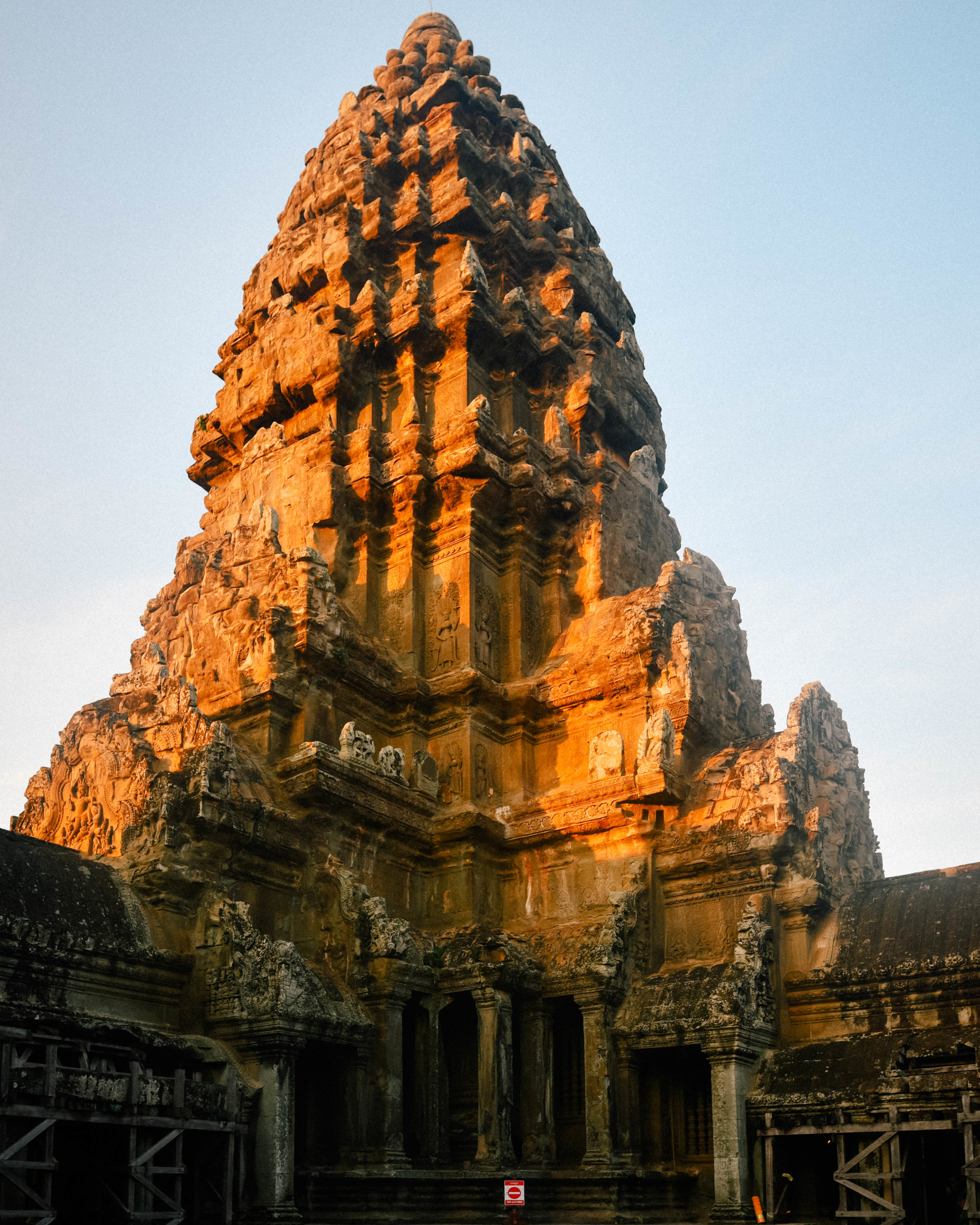 tower in angkor