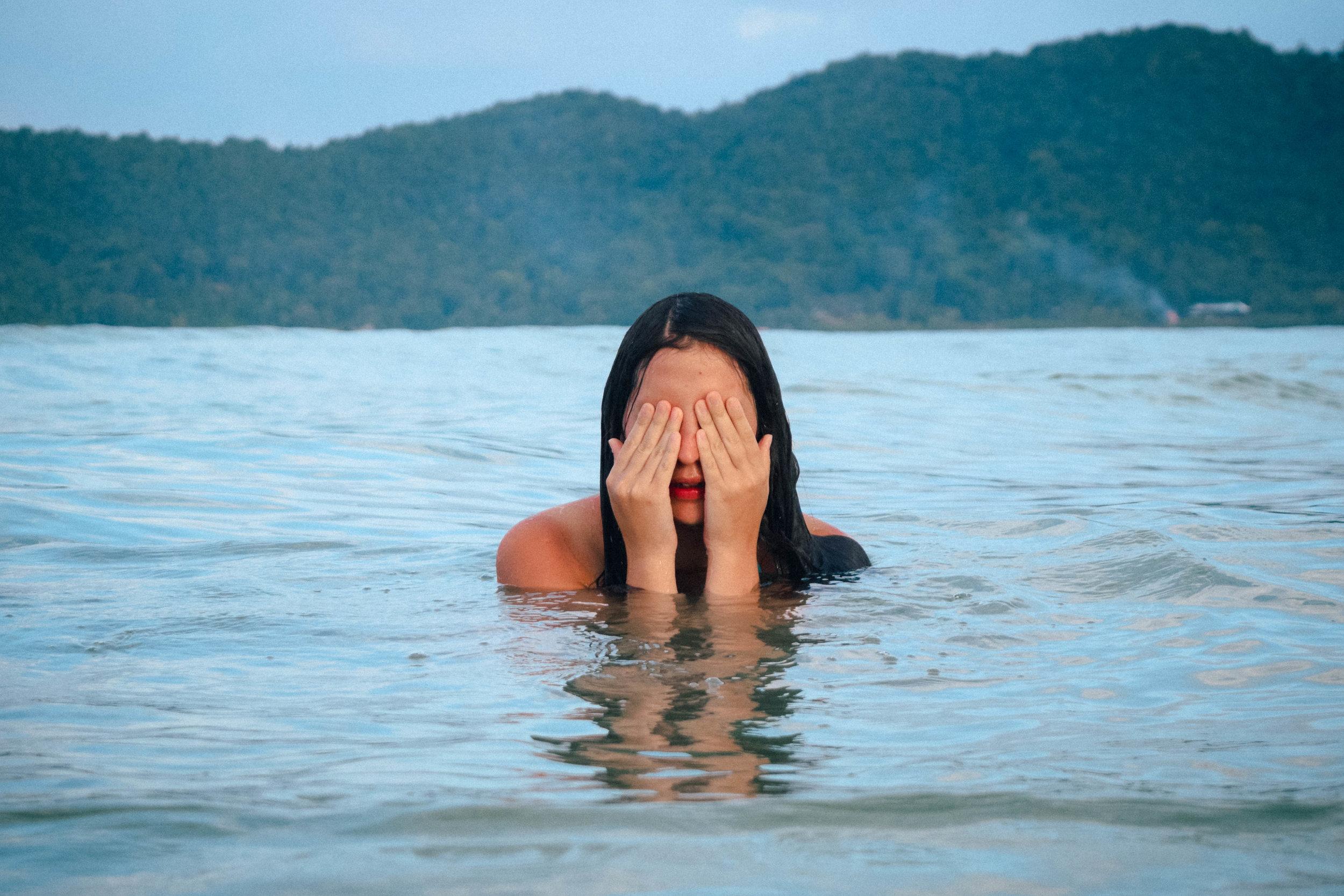 koh rong sanleom water