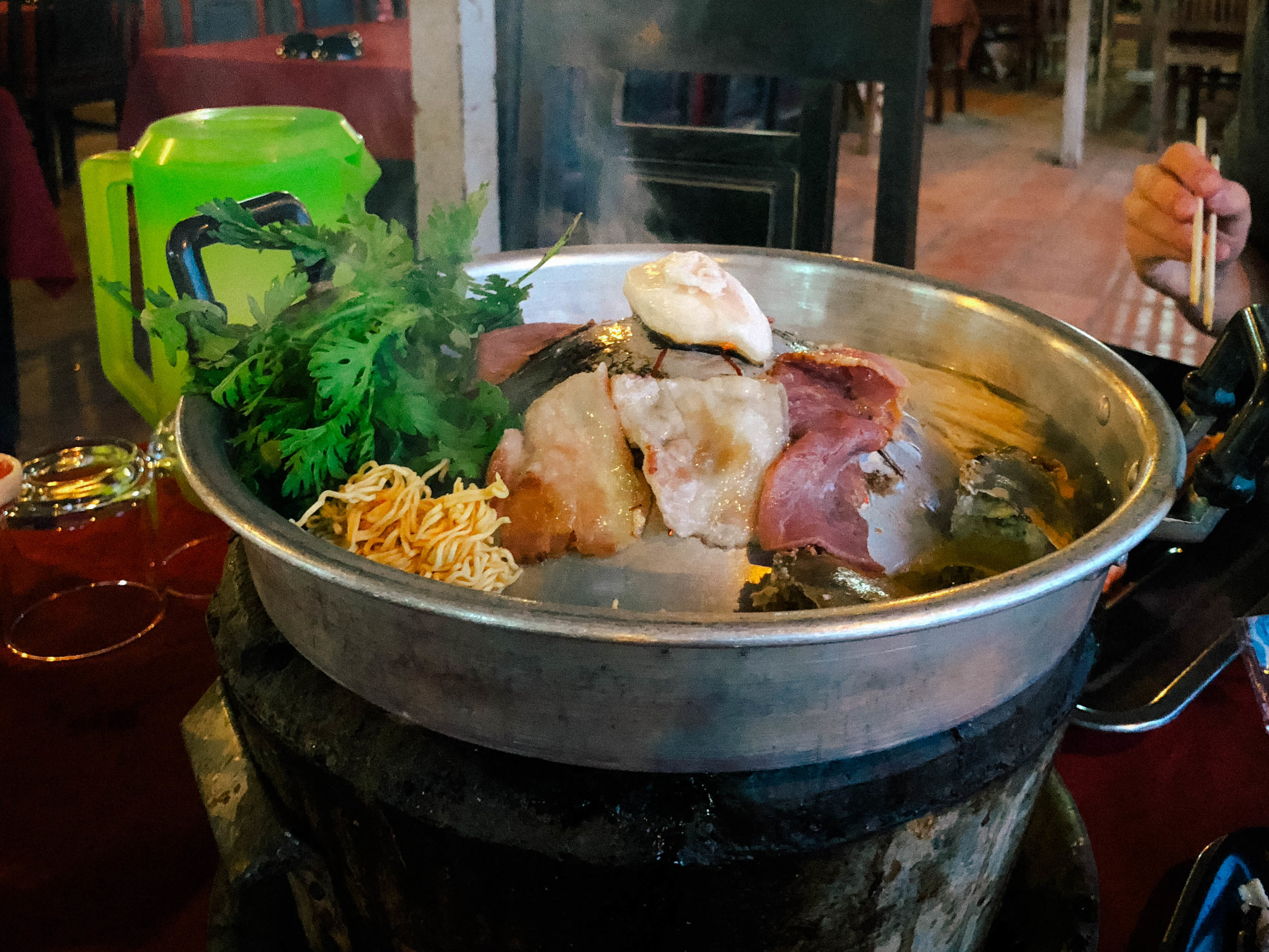 cambodian barbecue in siem reap