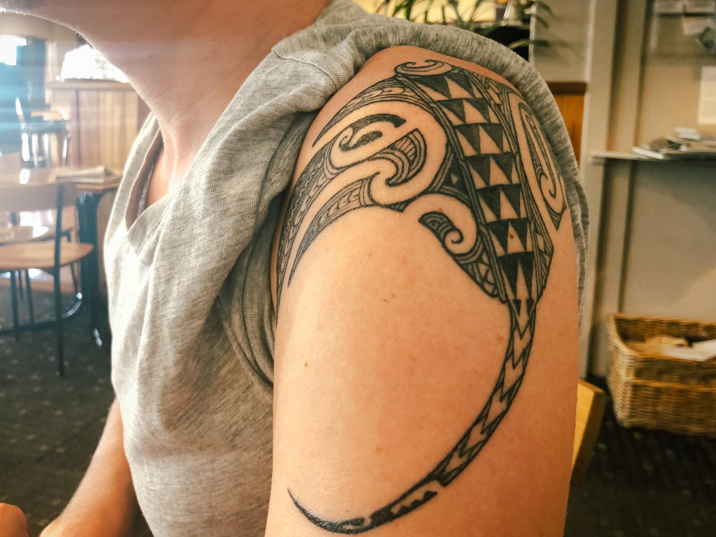 Tattoo in wellington