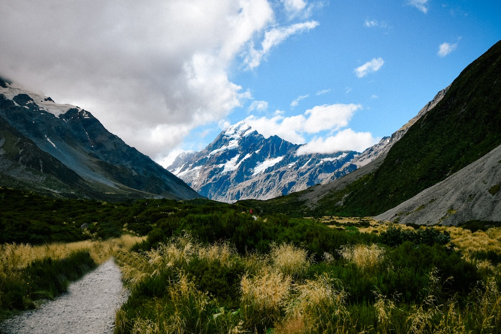 Picture of Mt.Cook