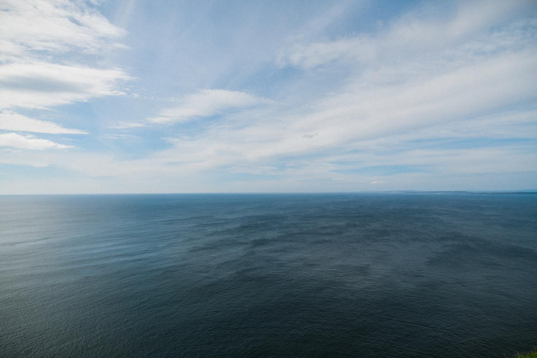 Wild atlantic Ocean