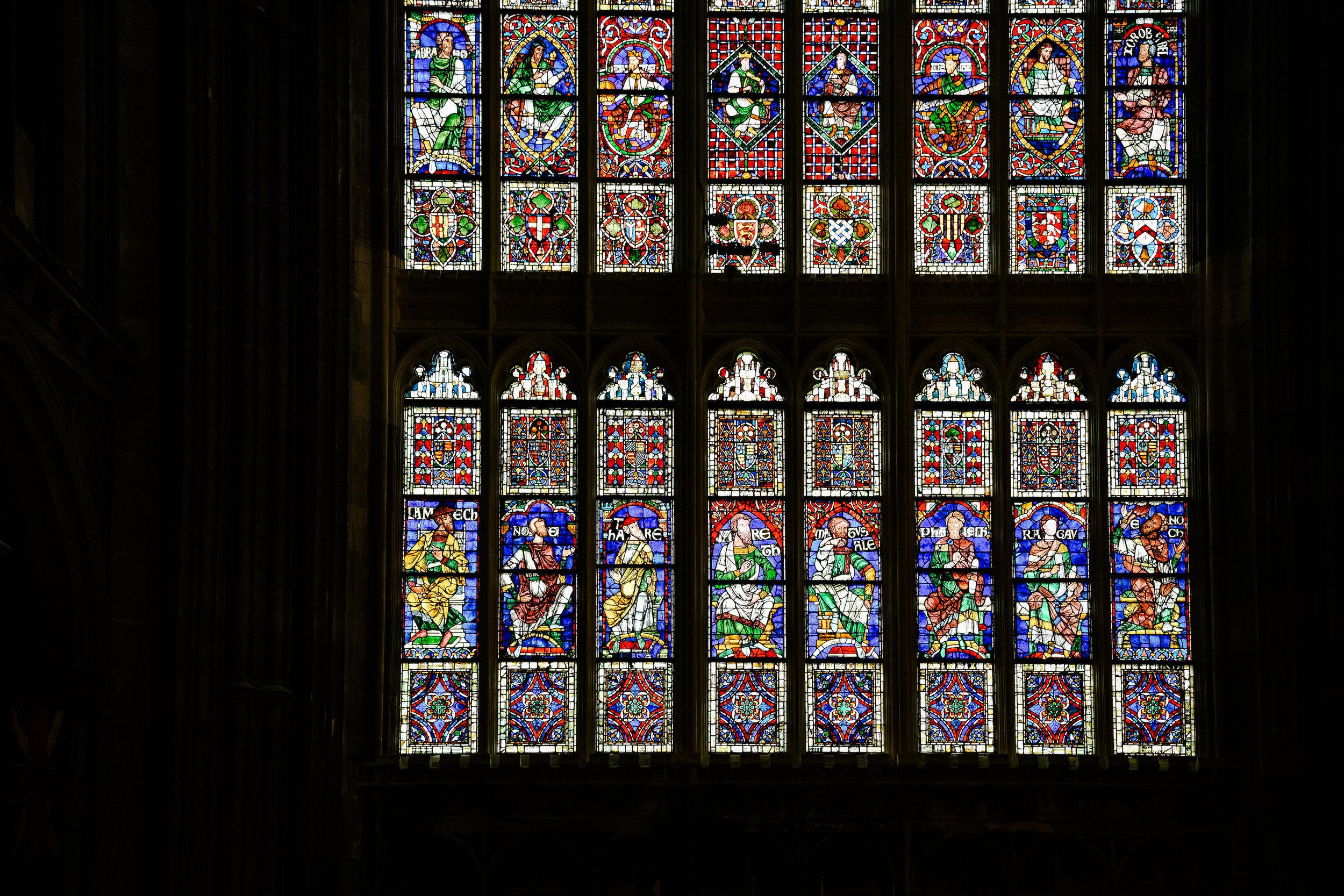 windows in cambridge