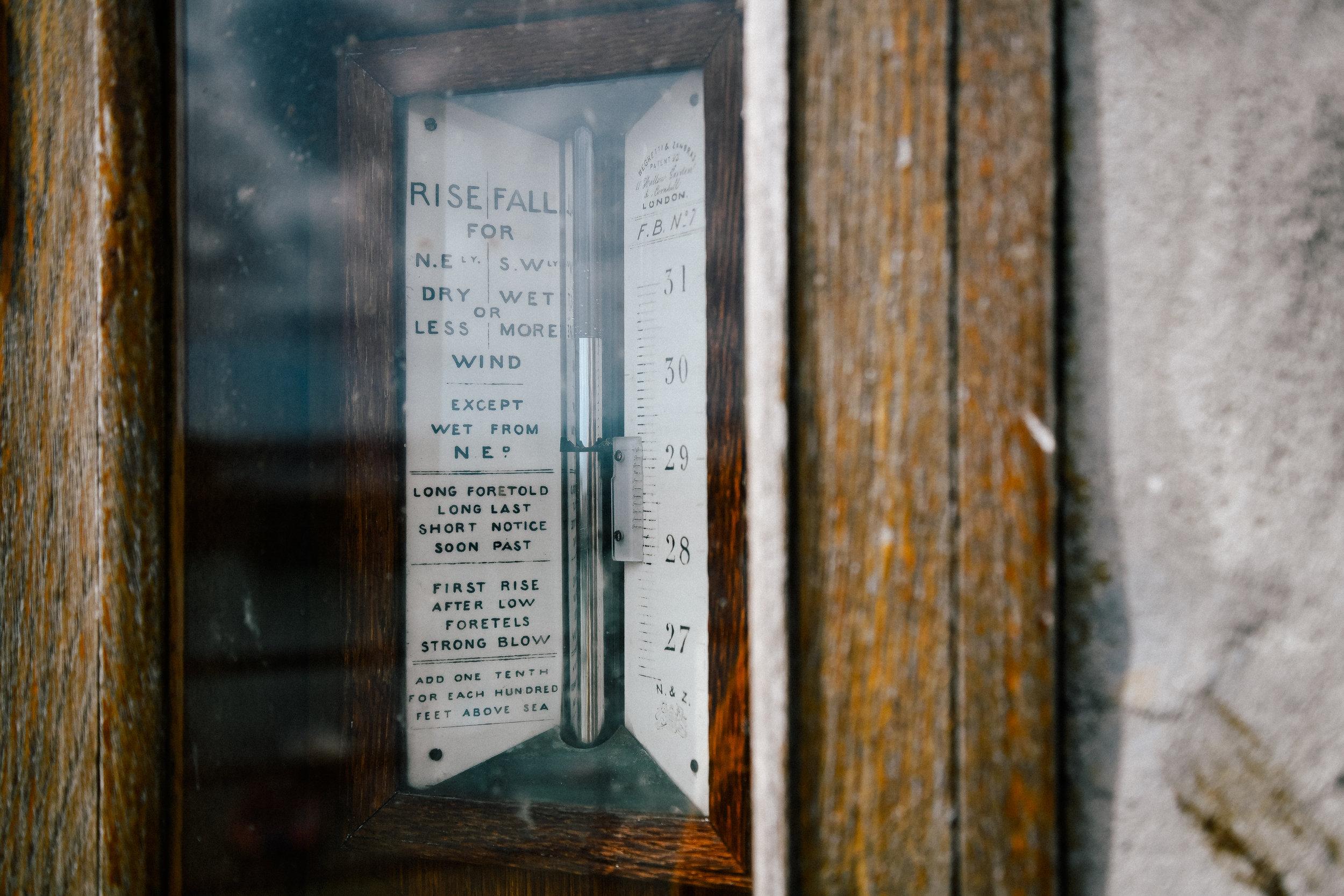 meter in mousehole