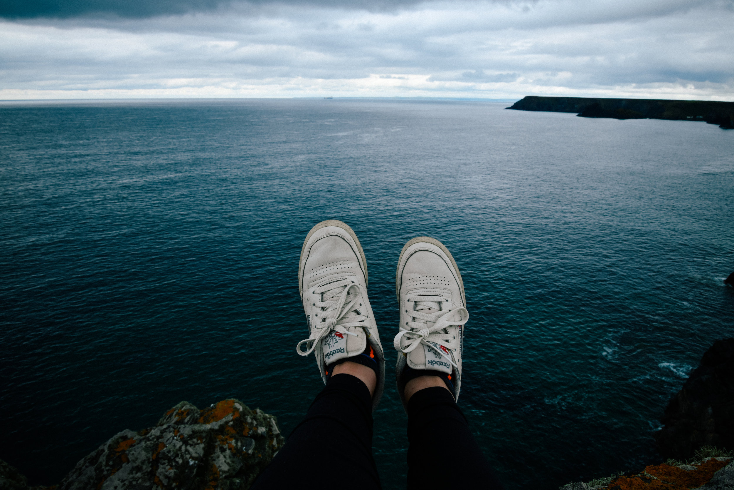 shoes at lizard point