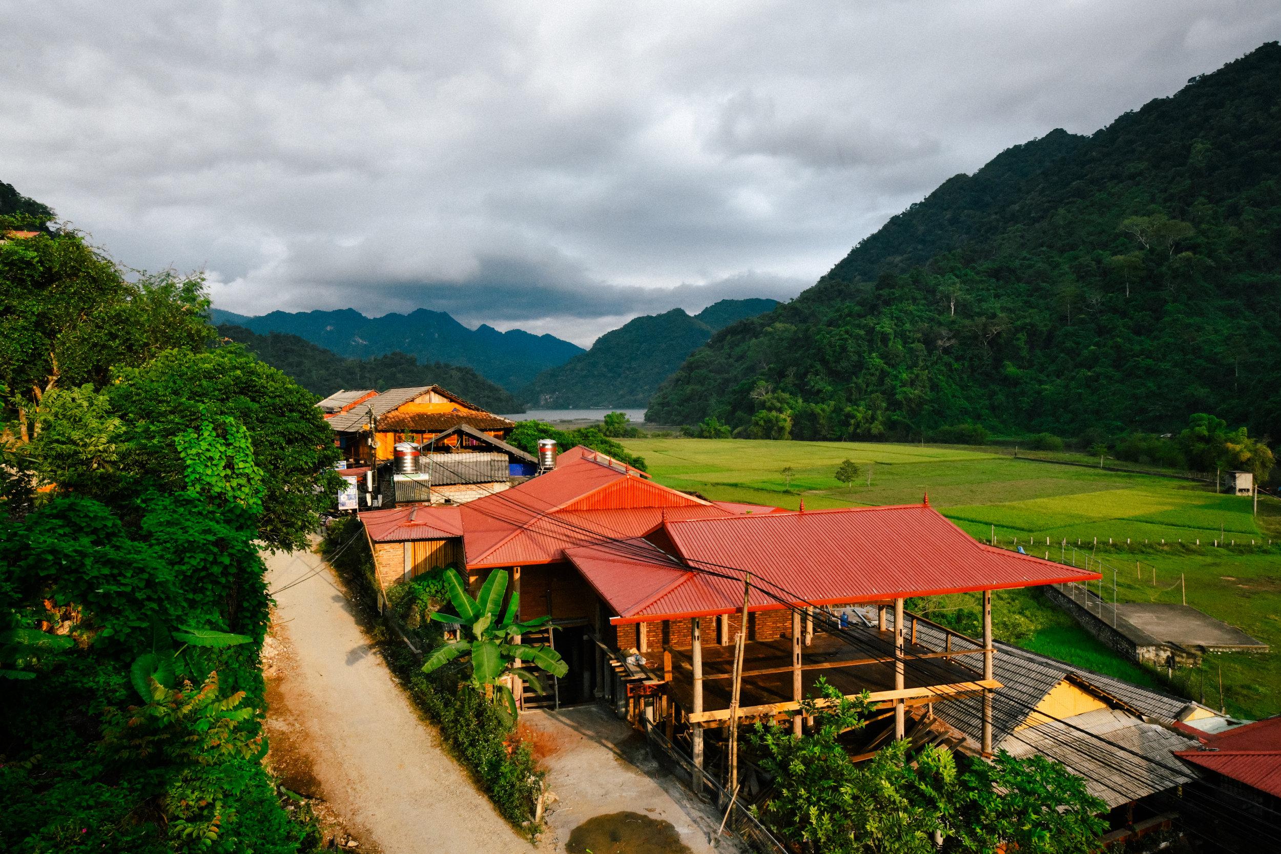 little vietnamese village