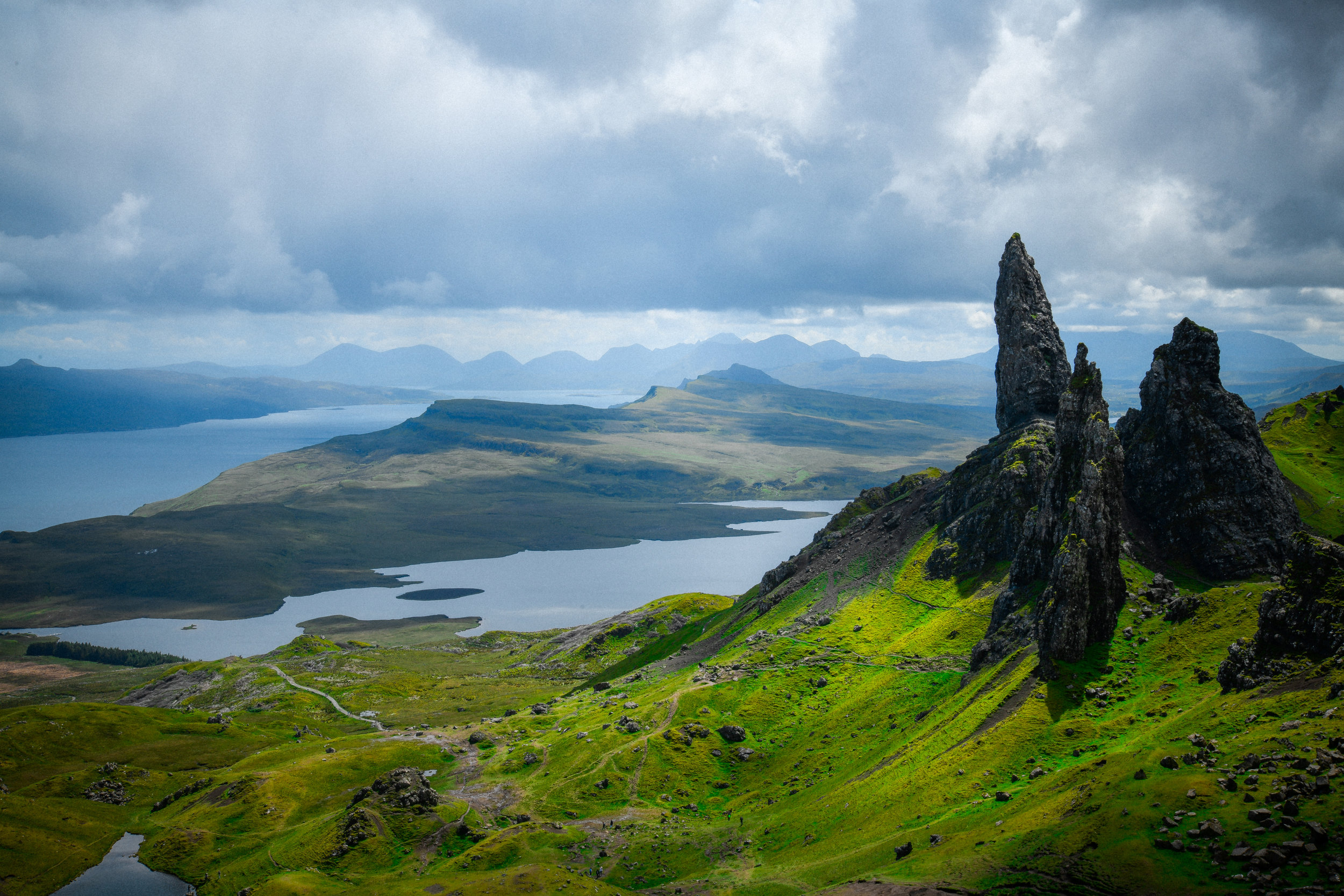 Old Man Storr in the Isle of Skye!