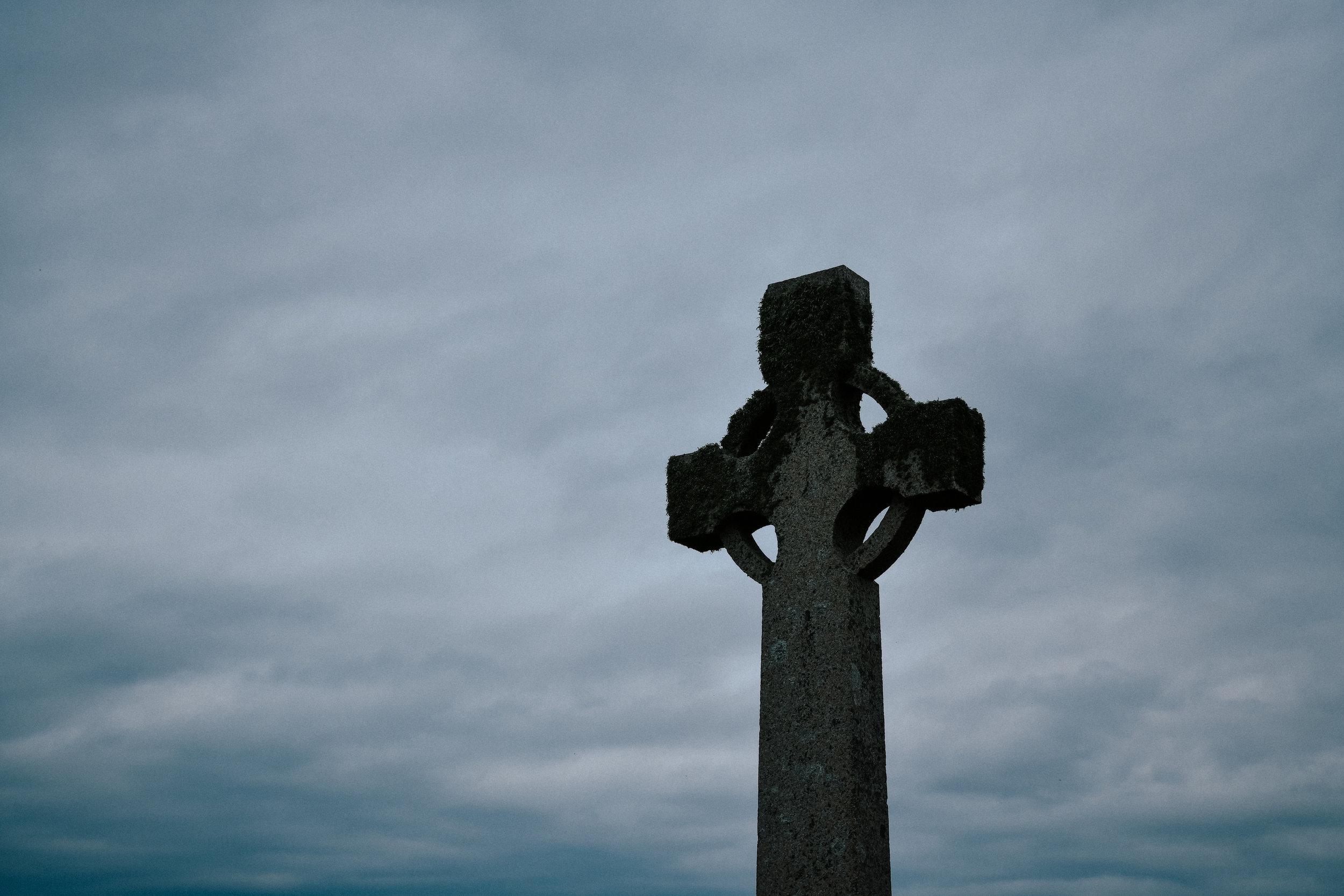 cross in iona