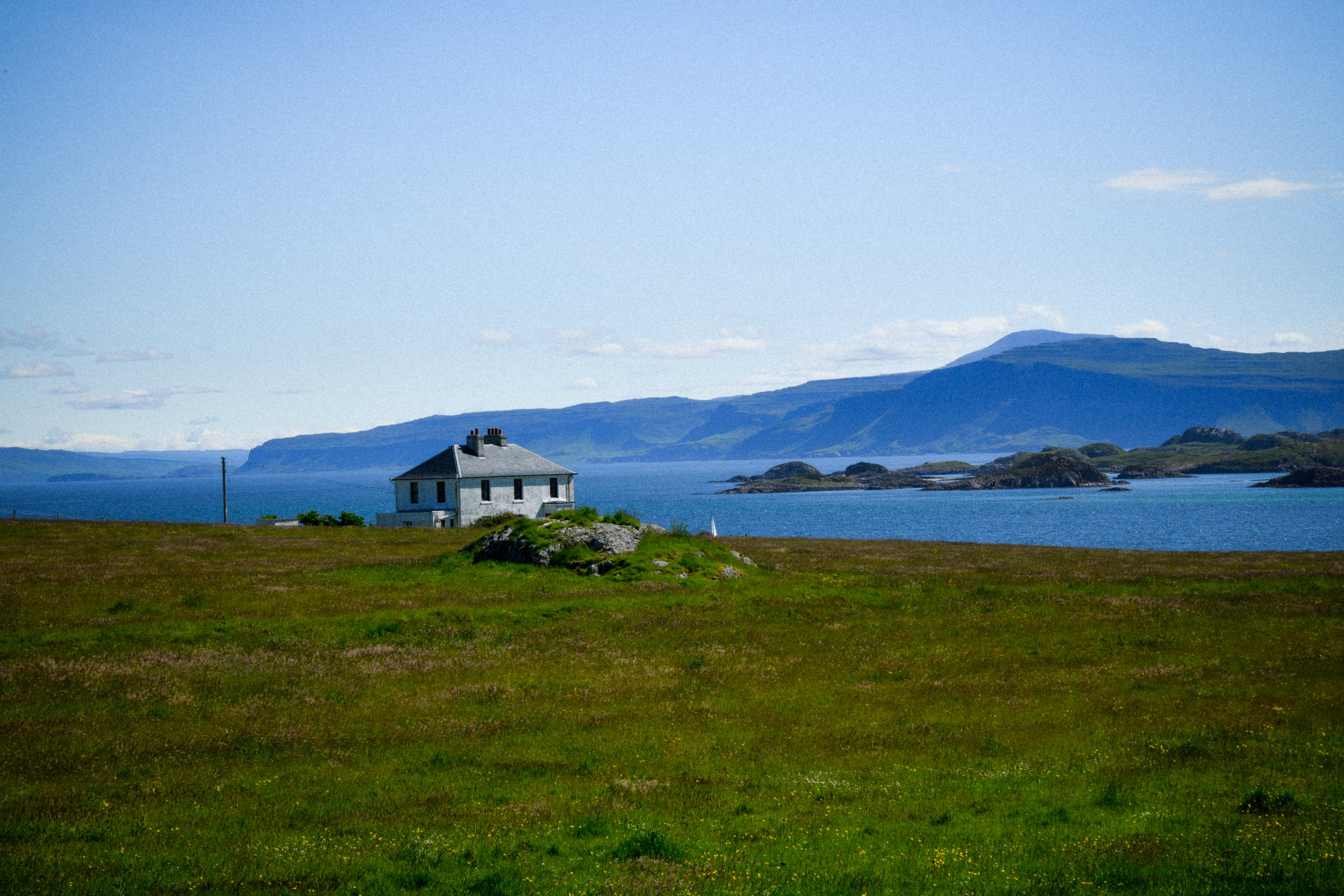 a little house in iona
