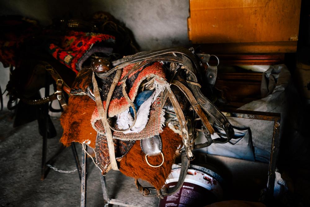 rancher equipment in cotopaxi