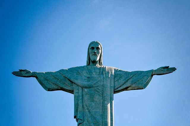 Crossing off those seven wonders one-by-one! Rio was one of the most beautiful cities we've seen in a long time.
