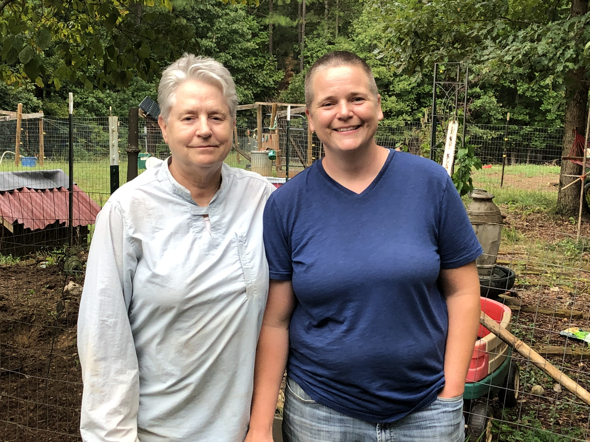 "heart & Bones hollow - Heart and Bones Hollow is a Certified Naturally Grown farm located in Fluvanna County on property owned by Karen Mann and Mary Beth ""Bones"" Fannon, otherwise know as"